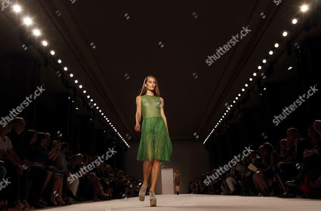 Editorial picture of France Paris Fashion Week - Oct 2011