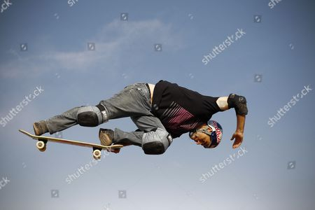 Editorial photo of South Africa Skateboarding World Champs - Oct 2011