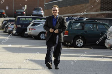 Astrophysicist Adam Riess Walks to His Office After Being Awarded the 2011 Nobel Prize in Physics by the Royal Swedish Academy of Sciences at Johns Hopkins University in Baltimore Maryland Usa 04 October 2011 Riess is the the Krieger-eisenhower Professor in Physics and Astronomy and a Gilman Scholar at Johns Hopkins University He was Recognized by the Academy For His Role in the High-z Team's 1998 Discovery That the Expansion Rate of the Universe is Accelerating United States Baltimore