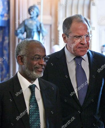 Editorial picture of Russia Sudan Diplomacy - Apr 2013
