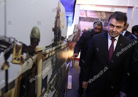 Editorial image of Tunisia marks the Ben Guerdane attack anniversary, Tunis - 08 Mar 2017