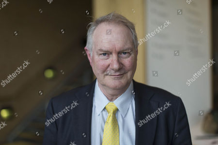 Stock Photo of Roy Greenslade