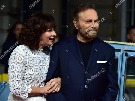 Sian Reeves and Franco Nero