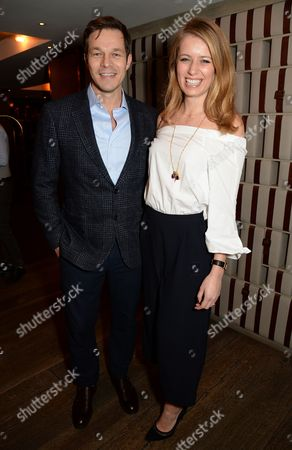 Stock Picture of Paul Sculfor and Federica Amati Sculfor