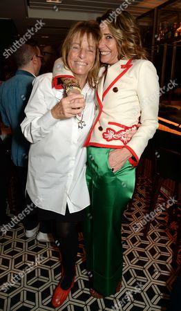Ruth Rogers and Tara Bernerd