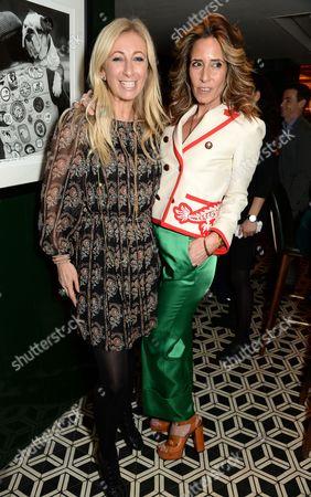 Hayley Sieff and Tara Bernerd