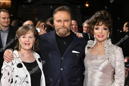 Pauline Collins, Franco Nero, Dame Joan Collins