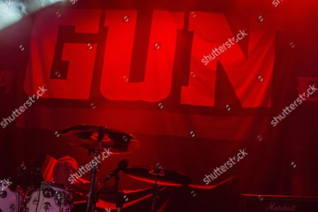 Editorial photo of Gun in concert at O2 ABC, Glasgow, Scotland, UK - 08 Mar 2017