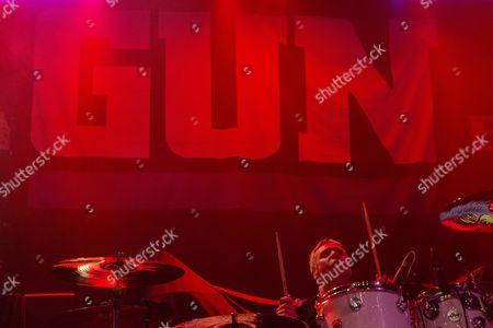 Stock Photo of Gun - Paul McManus