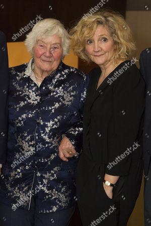 Shirley Williams and Debra Gillett (Shirley Williams)