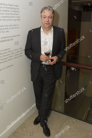 Stock Image of Roger Allam (Roy Jenkins)