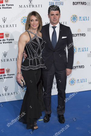 Cristina Sanchez and Alejandro da Silva