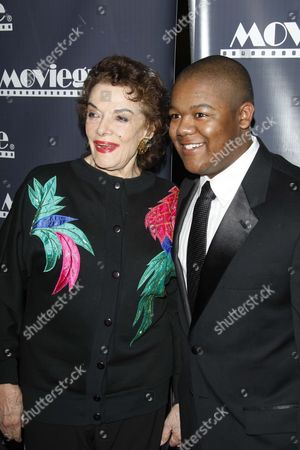 Jane Russell and Kyle Massey