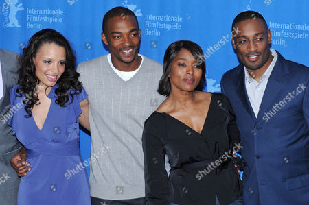 Antonique Smith, Anthony Mackie, Angela Bassett and George Tillman Jnr