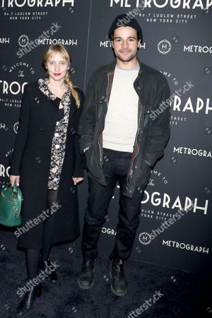 Mona Fastvold and Chris Abbott