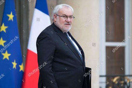 French junior minister for Veterans Jean-Marc Todeschini