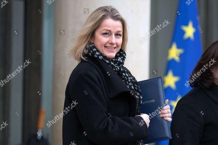 French Junior minister Barbara Pompili