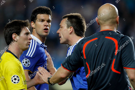 Editorial image of Chelsea V Barcelona - 06 May 2009