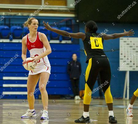 Sara Bayman of England A Gb London