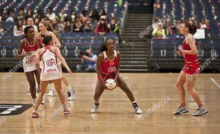 Sasha Corbin of England A Team Gb London