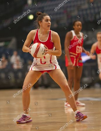 Mia Ritchie of England A Gb London