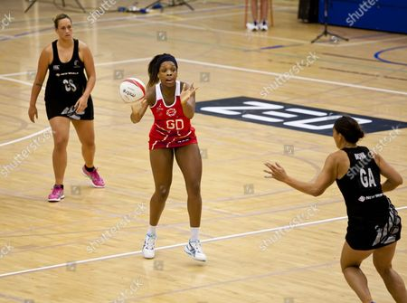 Eboni Beckford Chambers of England Netball Gb London