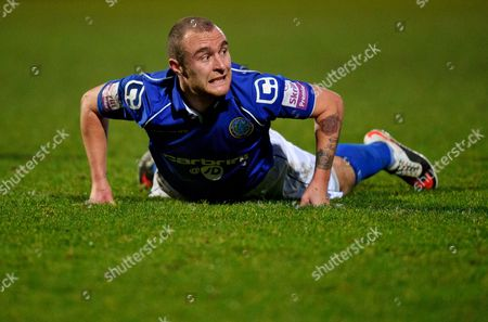 Editorial picture of Macclesfield Town V Sheffield Wednesday - 04 Jan 2014