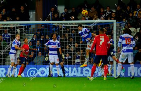Editorial image of Qpr V Blackburn Rovers - 07 Dec 2013