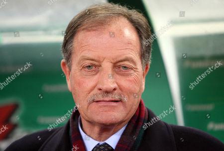 Renzo Ulivieri, manager of Reggina