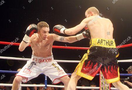 Editorial image of Sky Fight Night - 05 Feb 2011