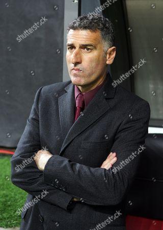 AC Milan assistant manage Mauro Tassotti