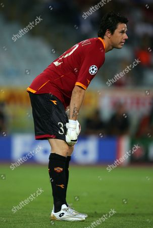 Alexander Doni of AS Roma