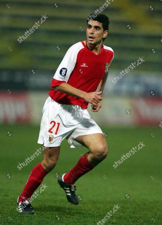 Stock Photo of Ricardo Chaves of Braga