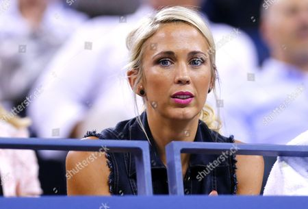 Bec Hewitt of Australia at the Us Open 2013 United States New York