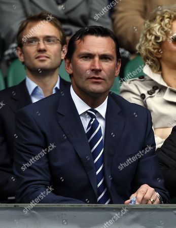 Roger Draper the Lta Chief Executive United Kingdom London