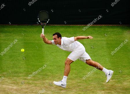 Editorial photo of Wimbledon - Day Four - 27 Jun 2013