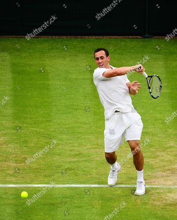 Editorial picture of Wimbledon - Day Four - 27 Jun 2013