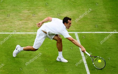 Bobby Reynolds of the Usa in Action United Kingdom London