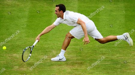 Stock Picture of Bobby Reynolds of the Usa in Action United Kingdom London