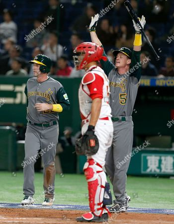 Editorial picture of World Baseball Classic, Tokyo, Japan - 09 Mar 2017