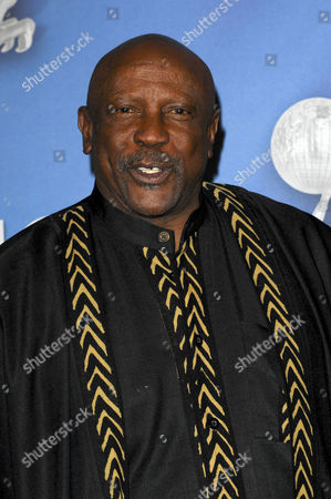 Stock Image of Louis Gossett Jnr