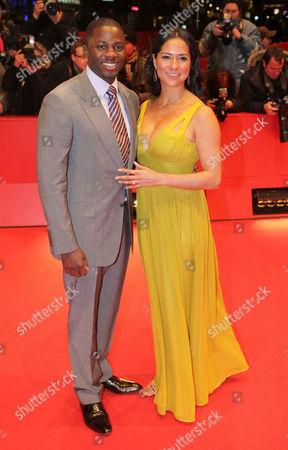 Derek and Sophia Luke
