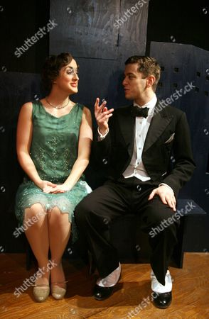 Helena Blackman and David Ricardo-Pearce