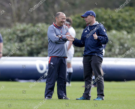 Editorial picture of England Training, Rugby Union, Pennyhill Park Hotel, Bagshot, Great Britain - 09/03/2017