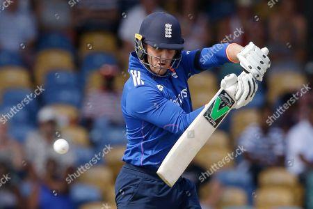 Editorial picture of England West Indies Cricket, Bridgetown, Barbados - 09 Mar 2017