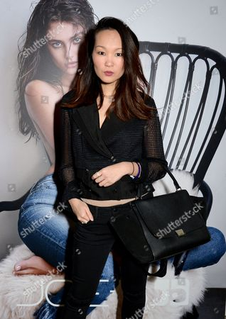 Stock Picture of Mariko Kuo