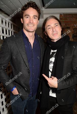 Thom Evans and Joe Dahan