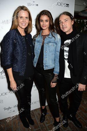 Suzy Biszantz, Taylor Hill and Joe Dahan