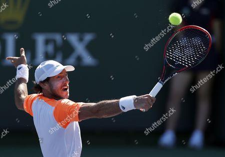 Editorial image of BNP Paribas Open tennis tournament, Indian Wells, USA - 09 Mar 2017