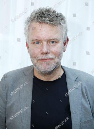 Stock Photo of Jan Arnald aka Arne Dahl, Swedish novelist